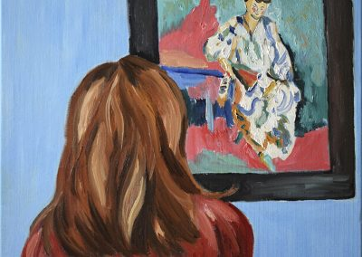 Viewing Matisse