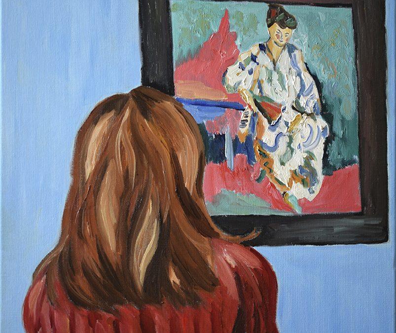 Viewing Matisse